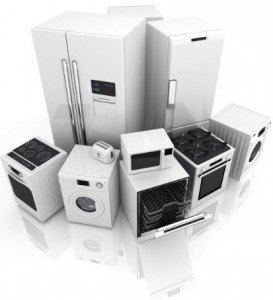 stove , oven , fridge, gas stove top, dishwasher image